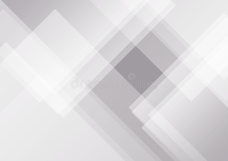 Abstrakter grauer Hintergrund für Design stockbilder