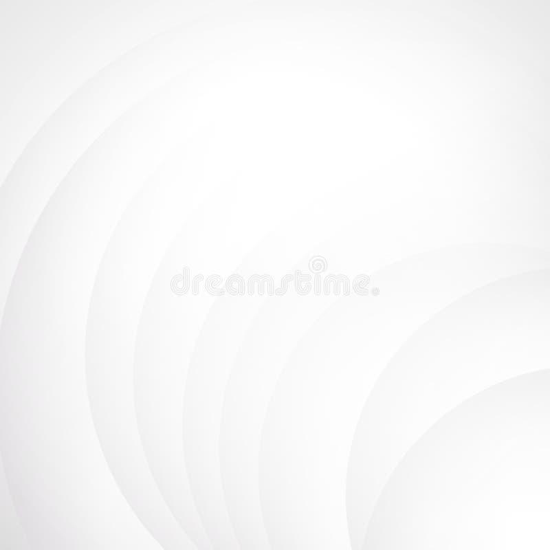 Abstrakter grauer Hintergrund grafisches geometrisches modernes der grauen Beschaffenheit stock abbildung