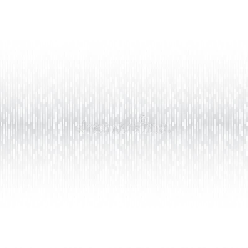 Abstrakter Gray Technology Lines Background vektor abbildung