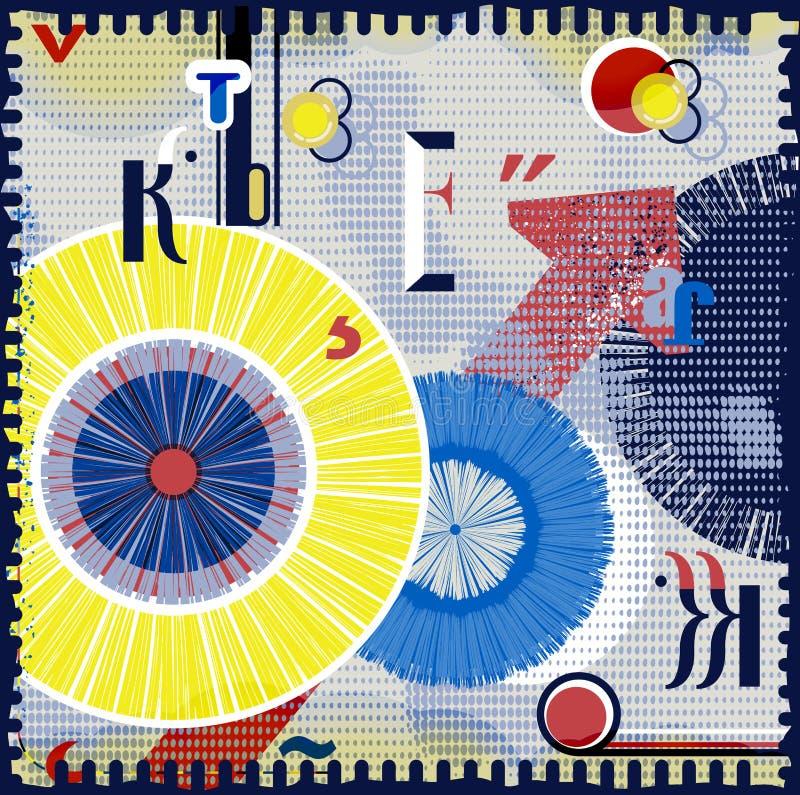 Download Abstrakter Grunge Hintergrund Vektor Abbildung - Illustration von grunge, aufwendig: 27729787