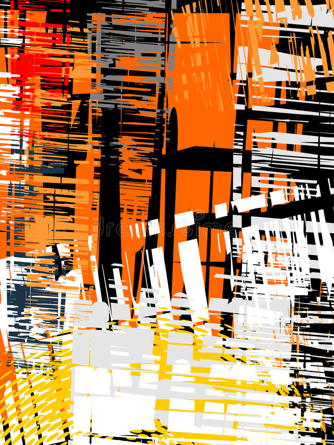 Abstrakter grunge Hintergrund, Vektor vektor abbildung