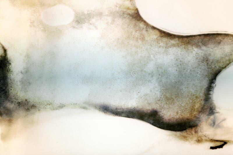 Abstrakter grunge Papierhintergrund stockbilder
