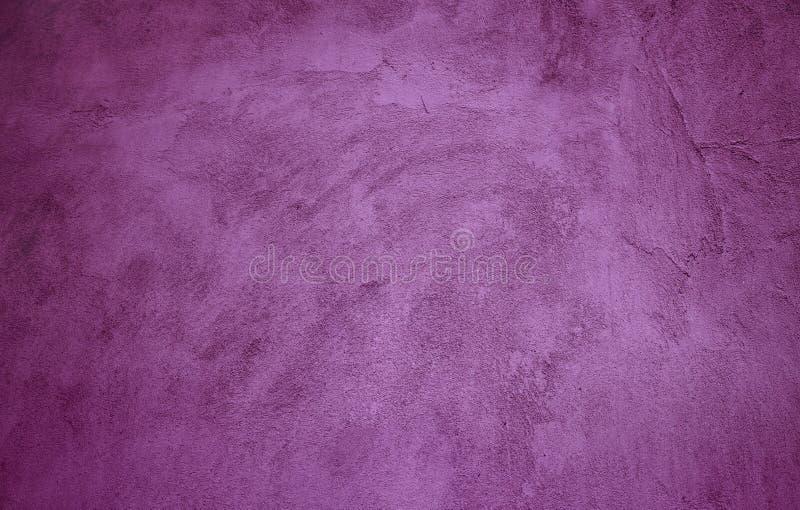 Abstrakter grunge Purpurhintergrund stockbild