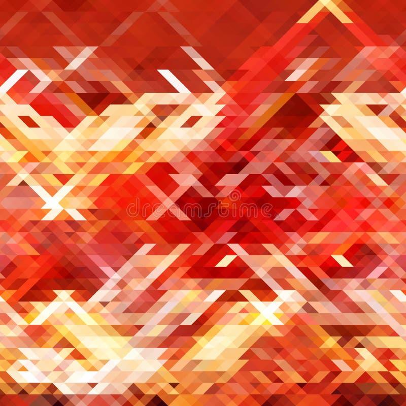 Abstrakter, heller und bunter Hintergrund lizenzfreies stockbild