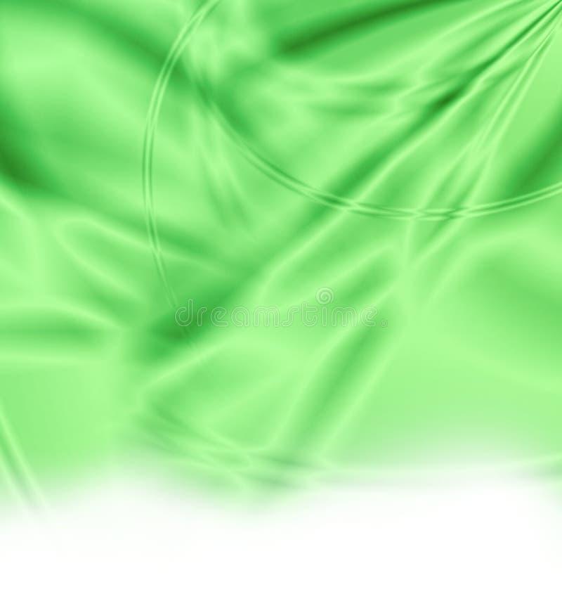 Abstrakter hellgrüner Hintergrund lizenzfreie abbildung