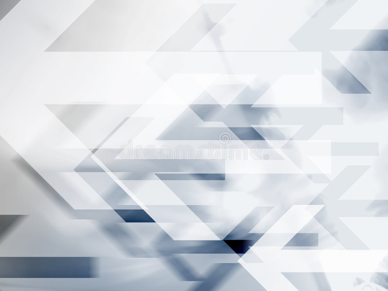 Abstrakter Hightech- Hintergrund lizenzfreie abbildung