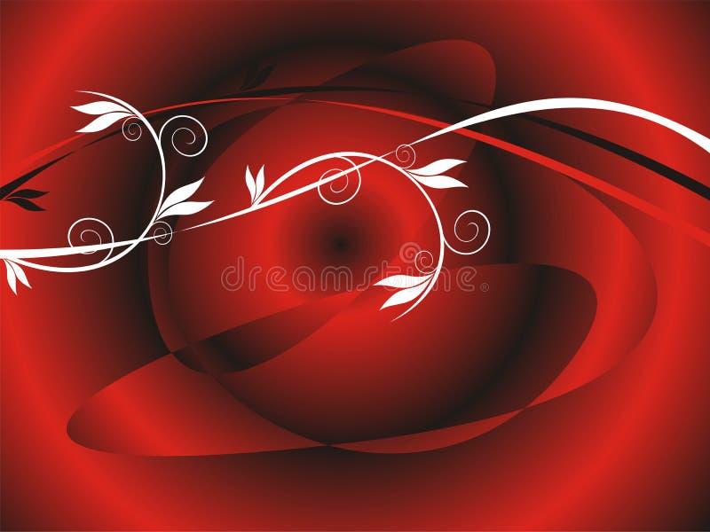 Abstrakter Hintergrund 4 stock abbildung