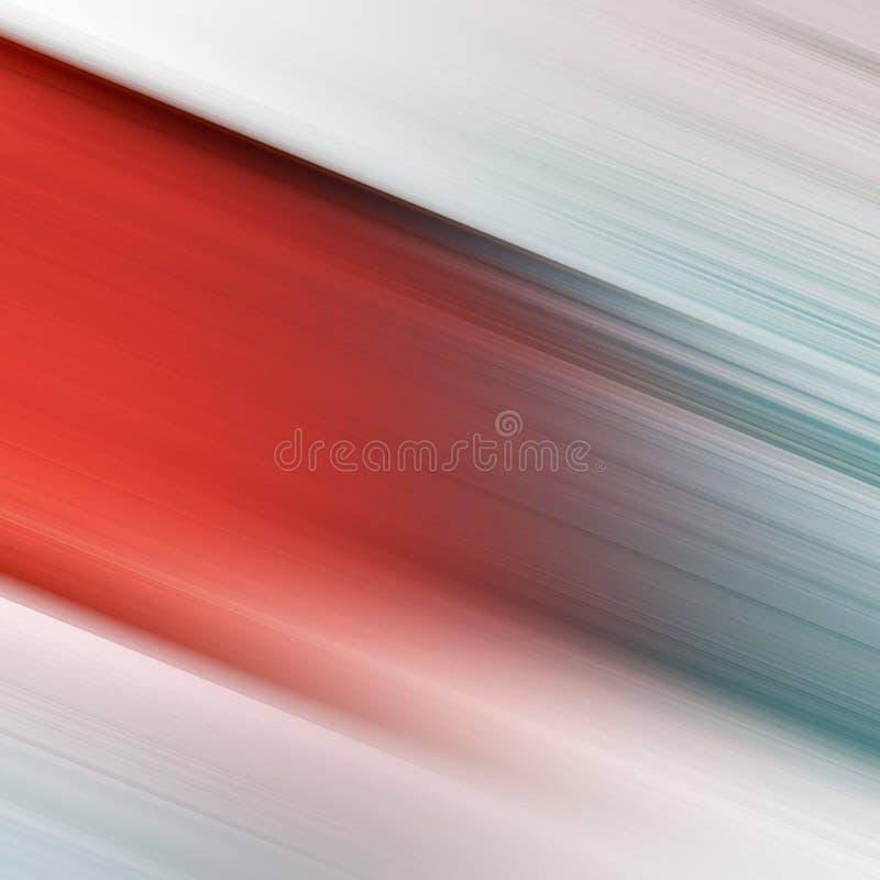 Abstrakter Hintergrund in den roten und weißen Tönen vektor abbildung