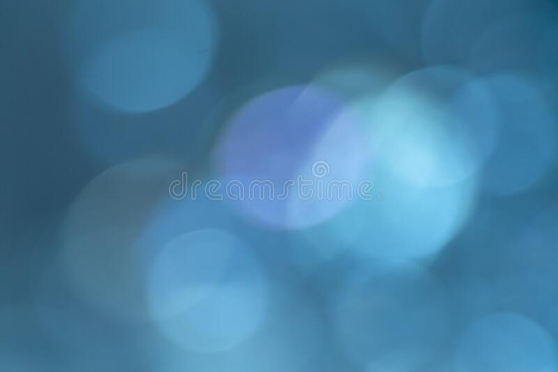 Abstrakter Hintergrund der Glitterie in hellblauen Tönen stockbilder
