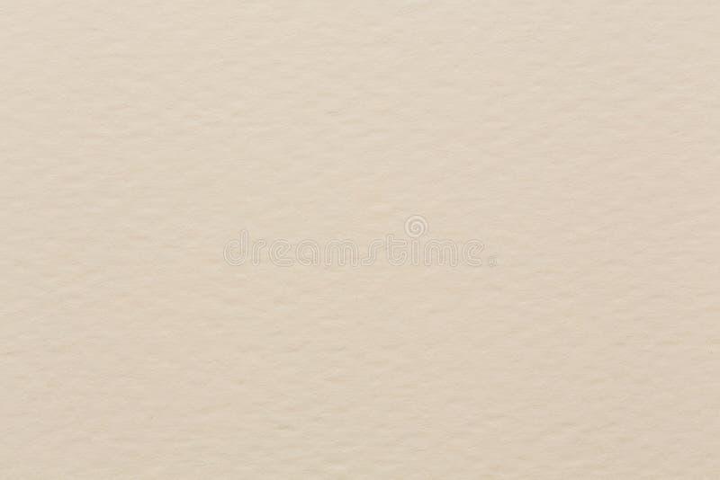 Abstrakter Hintergrund des hellen beige Tonpapiers, Beschaffenheit, Muster stockbilder
