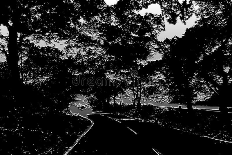 Abstrakter Hintergrund des Schmutzes, Gipsbeschaffenheitseffekt/Landschaft lizenzfreie abbildung