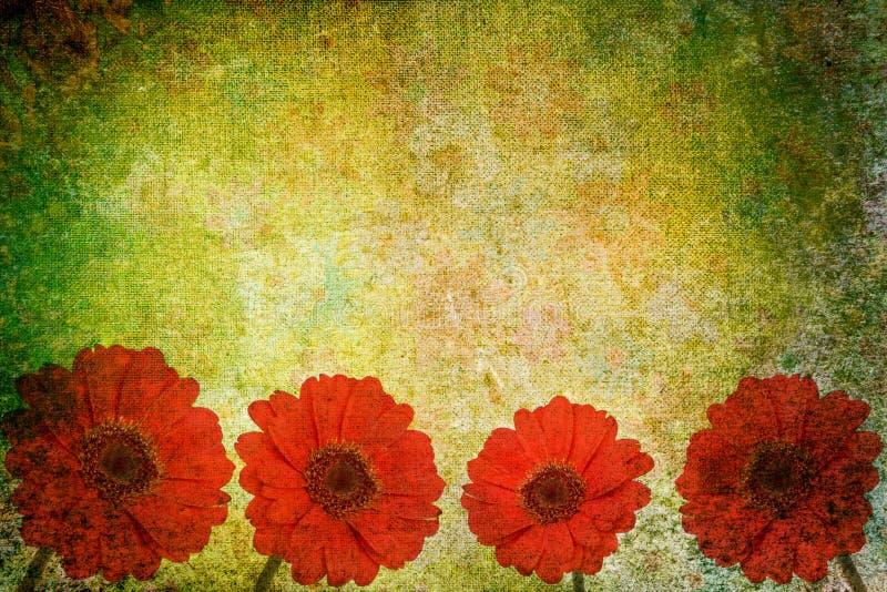 Abstrakter Hintergrund des Valentinsgrußes lizenzfreie abbildung