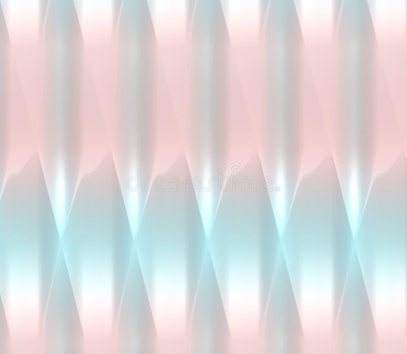 Abstrakter Hintergrund mit Pastellfarben stock abbildung