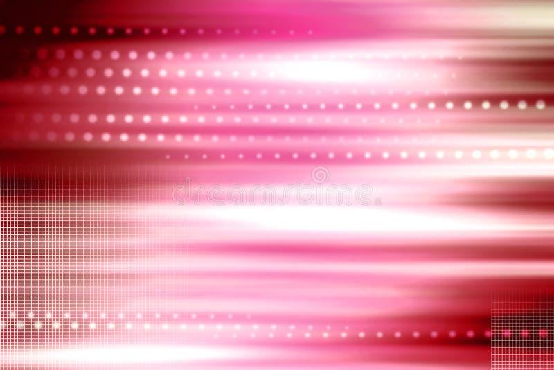 Abstrakter Hintergrund. Rot lizenzfreie abbildung