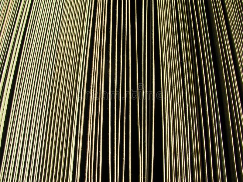 Abstrakter Hintergrund von Hängeregistern im Fach lizenzfreie stockbilder