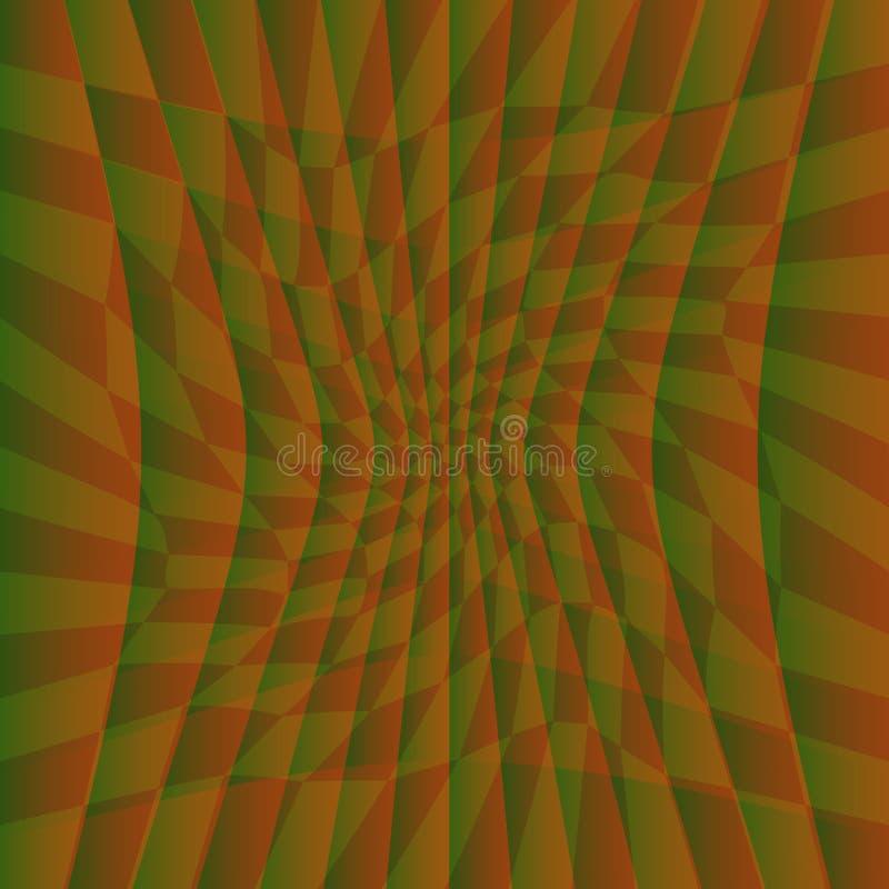 Abstrakter Hintergrund wave1 lizenzfreie abbildung