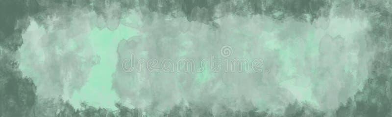 Abstrakter Hintergrund, Weinlesebeschaffenheit mit Grenze stock abbildung