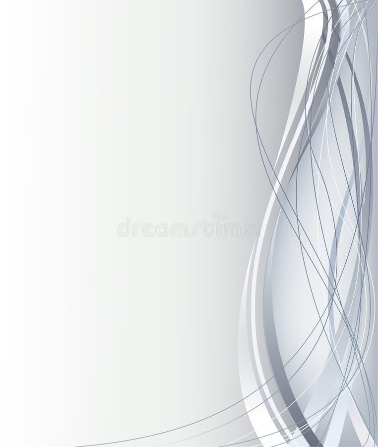 Abstrakter Hintergrundvektor stock abbildung