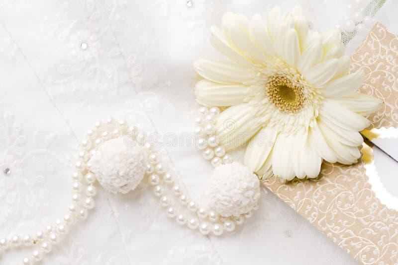 Abstrakter Hochzeitshintergrund lizenzfreie stockfotografie