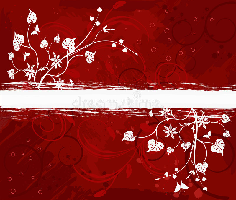 Abstrakter künstlerischer Hintergrund vektor abbildung