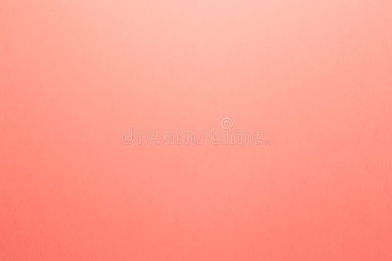 Abstrakter korallenroter Hintergrund stockbild