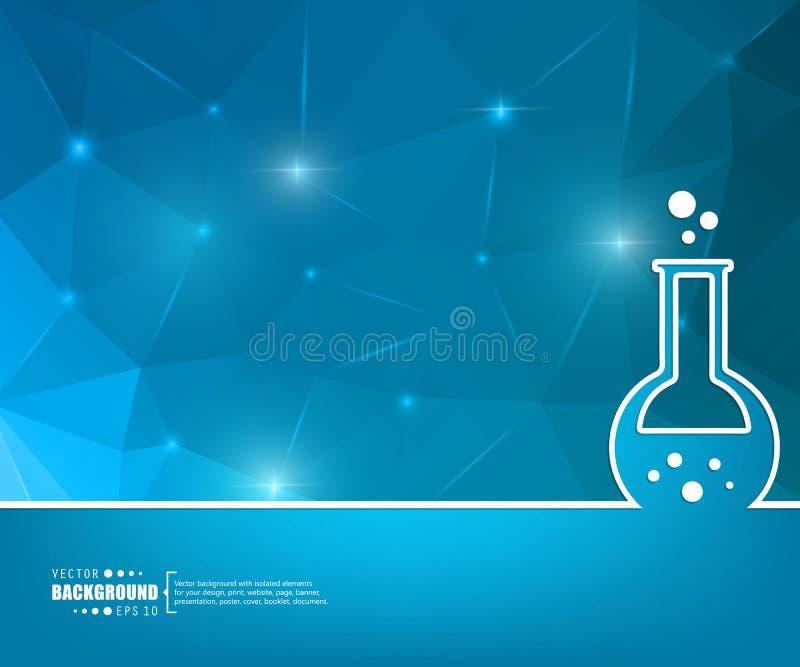 Abstrakter kreativer Konzeptvektorhintergrund Für Netz und bewegliche Anwendungen Illustrationsschablonendesign, Geschäft stock abbildung