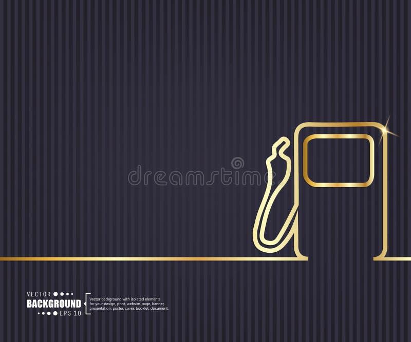 Abstrakter kreativer Konzeptvektorhintergrund Für Netz und bewegliche Anwendungen Illustrationsschablonendesign, Geschäft lizenzfreie abbildung