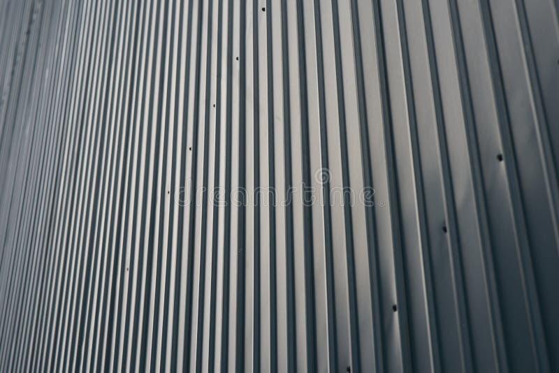 Abstrakter linearer Metallbau stockbilder