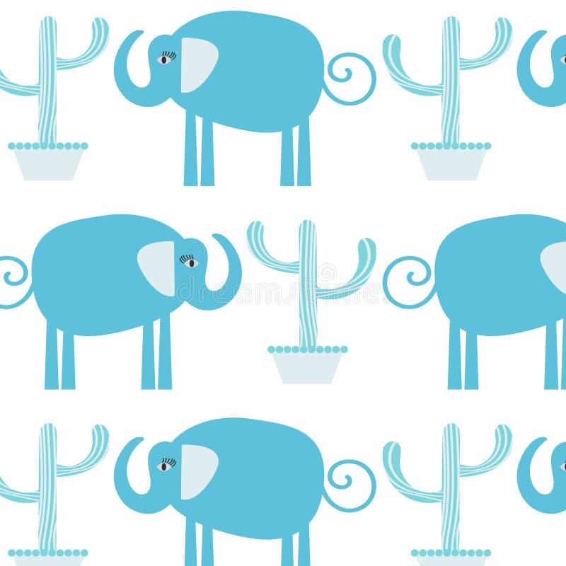 Abstrakter lustiger Hintergrund der Tiernatur, Bild Netter pic lizenzfreie abbildung