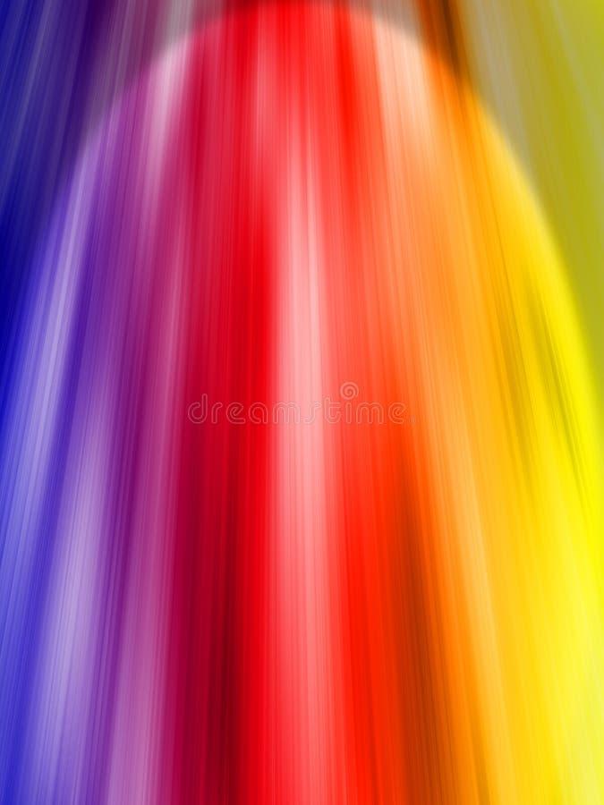 Abstrakter mehrfarbiger Hintergrund stock abbildung
