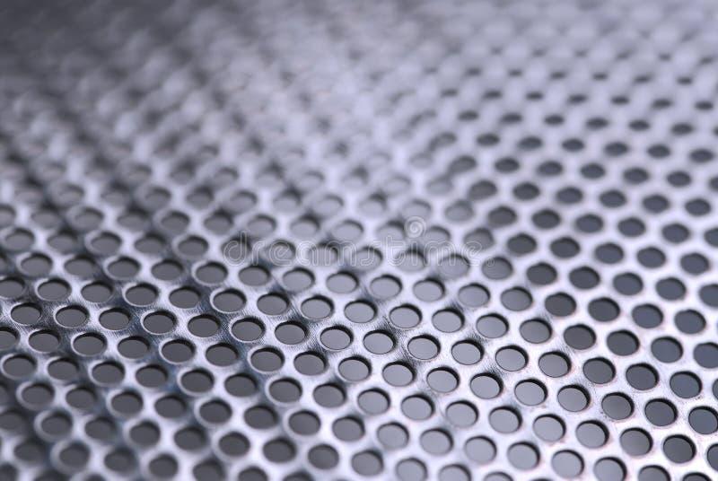Abstrakter Metallhintergrund lizenzfreies stockfoto