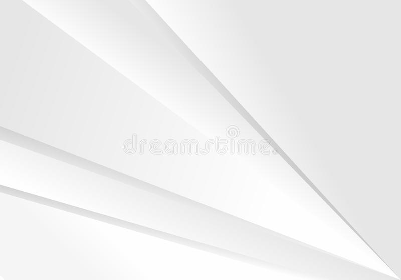 Abstrakter moderner geometrischer Hintergrund stockfoto
