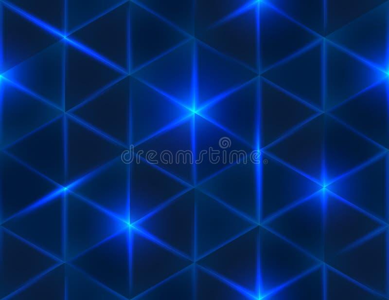 Abstrakter nahtloser Hintergrund stockfoto