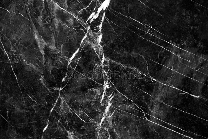 Abstrakter Naturhintergrund der schwarzen Marmormuster der beschaffenheit nahtlosen lizenzfreie stockbilder