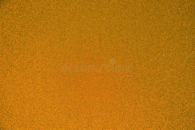 Abstrakter orange Funkeln-Funkeln-Hintergrund vektor abbildung
