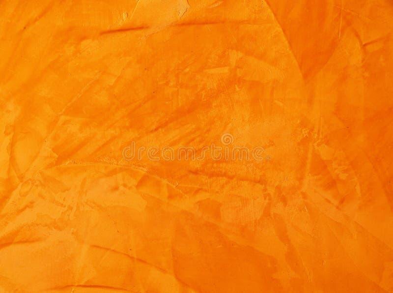 Abstrakter orange Hintergrund stockbilder