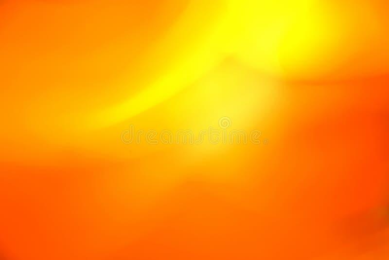 Abstrakter orange Hintergrund vektor abbildung
