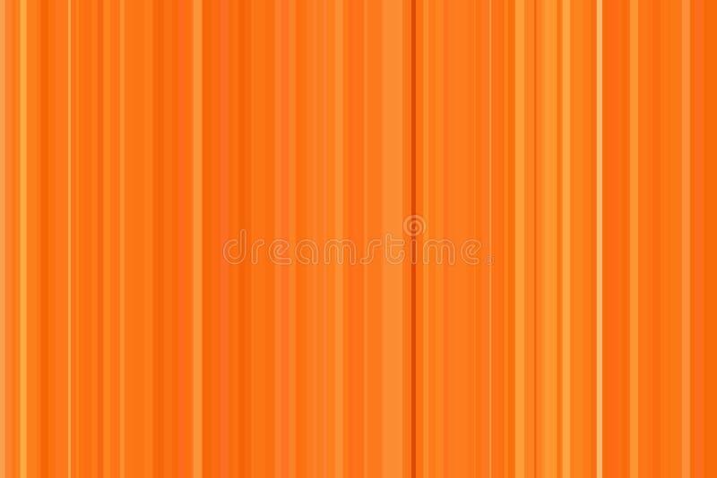 Abstrakter orange, roter Flammenfeuerhintergrund Buntes nahtloses Streifenmuster Abstrakter Abbildunghintergrund Stilvoller moder vektor abbildung