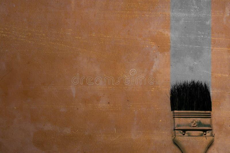Abstrakter Pinsel lizenzfreies stockbild