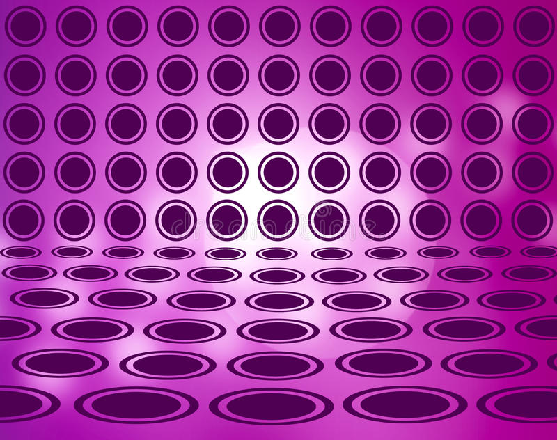 Abstrakter purpurroter Hintergrund stockfoto
