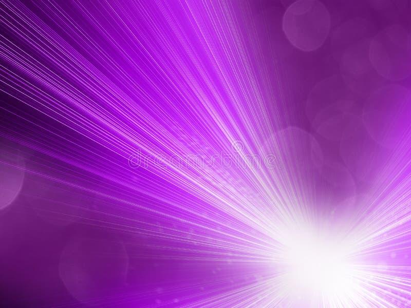 Purpurroter abstrakter Hintergrund lizenzfreie abbildung