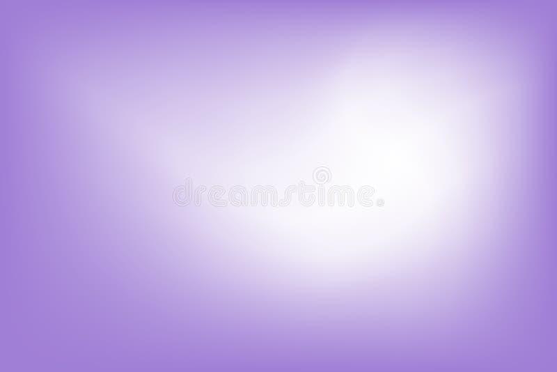Abstrakter purpurroter Unschärfehintergrund, Tapete lizenzfreie abbildung