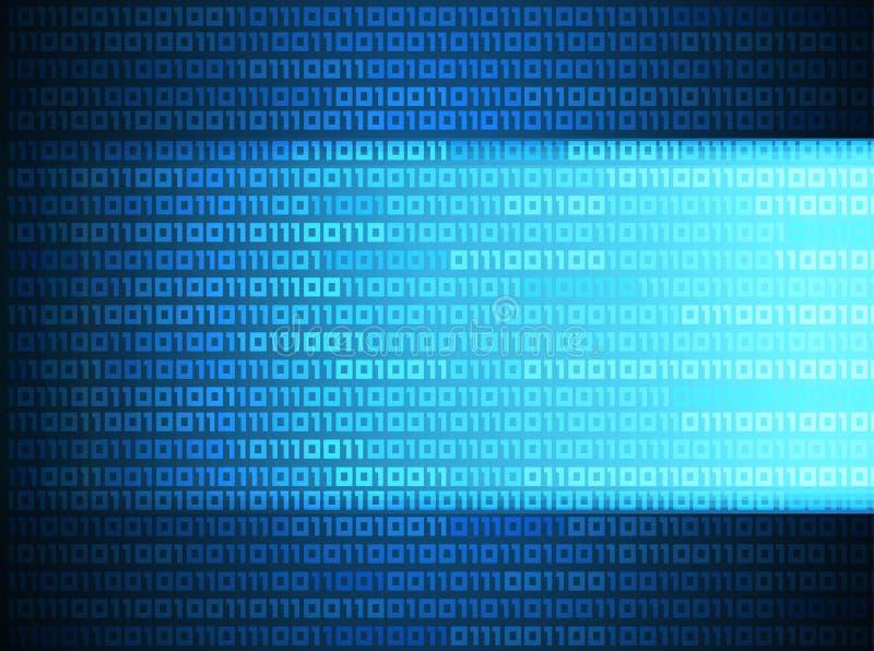 Abstrakter Retro- Digitalrechnertechnologiegeschäftshintergrund