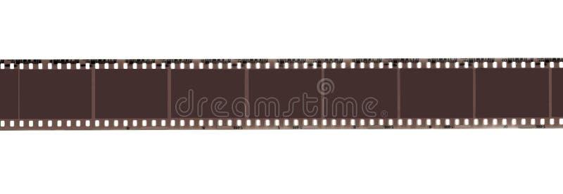 Abstrakter Retro- Filmstreifen vektor abbildung