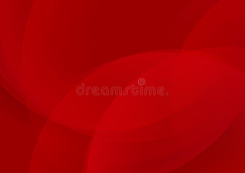 Abstrakter roter Hintergrund für Design stockfotos