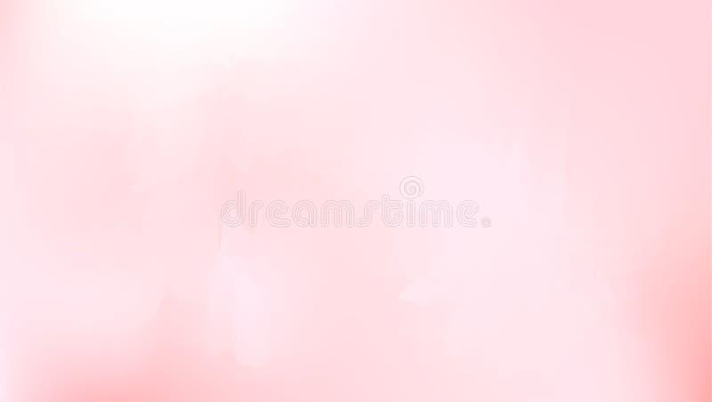 Abstrakter Rousehintergrund im Aquafarbmalstil Greifen Sie Hintergrund ineinander, malen Sie das Mischen auf Oberfläche des Segel stock abbildung