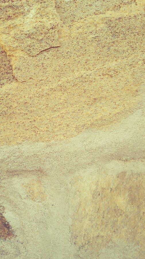 Abstrakter Sandish Rocky Background Texture stockbilder