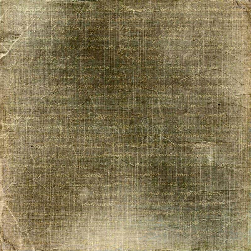 Abstrakter schäbiger Hintergrund für dekorative Auslegung vektor abbildung