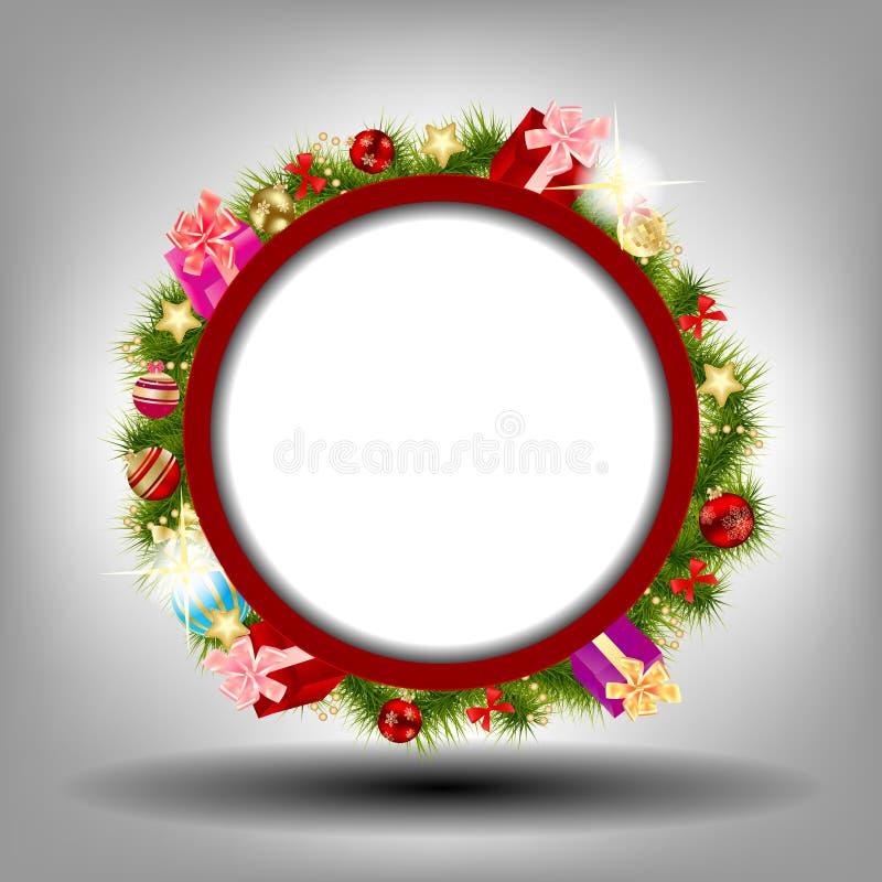 Download Abstrakter Schönheit Weihnachtshintergrund. Vektor Abbildung - Illustration von abbildung, festgelegt: 26366700