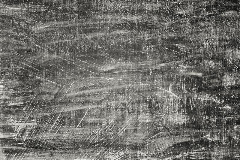 Abstrakter Schmutz-Schwarz-Stuck-Wand-Hintergrund Stilisierte Beschaffenheitsfahne mit Kopienraum für Text stockbild